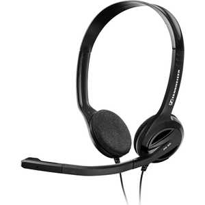 Гарнитура Sennheiser PC 36 Call Control наушники sennheiser pc 36 call control usb