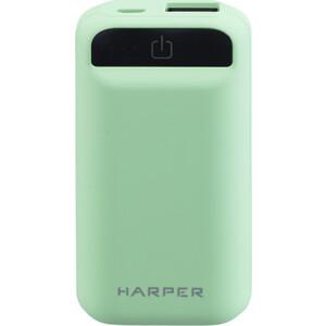 Внешний аккумулятор HARPER PB-2605 Mint
