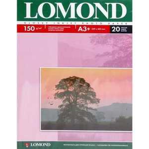 Бумага односторонняя глянцевая Lomond