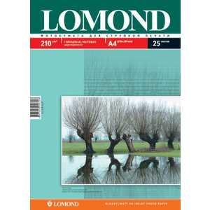 Lomond Бумага двухсторонняя глянцевая/матовая (0102021)