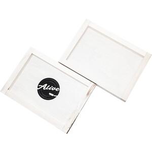 Фото - Ящик для 80 пластинок Alive Audio Nature (White) кровать orthosleep нью йорк бисквит шоколад механизм и ящик 90х200