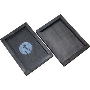 Фото - Ящик для 80 пластинок Alive Audio Nature (Black) кровать orthosleep нью йорк бисквит шоколад механизм и ящик 90х200