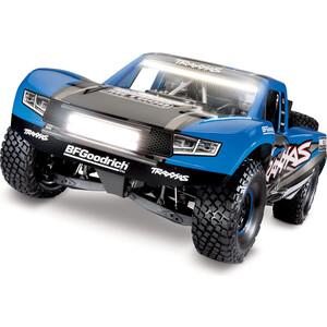 Радиоуправляемый шорт-корс TRAXXAS Unlimited Desert Racer 4WD RTR масштаб 1:7 2.4G - TRA85086-4-TRX