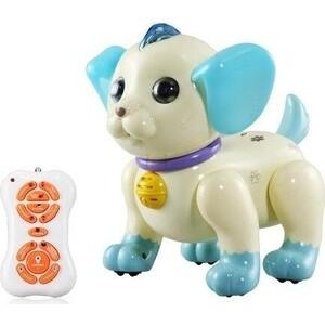 Радиоуправляемый робот собачка Zhorya Умный Я (голубой) - ZYA-2069