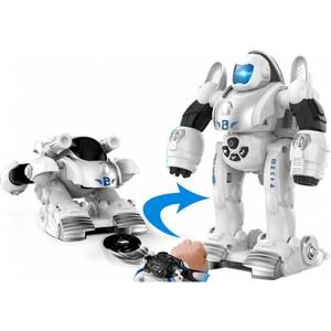 Радиоуправляемый робот-трансформер Zhorya Деформер с наручной катапультой - ZYB-B3118
