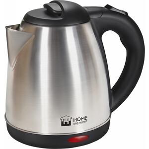 Чайник электрический Home Element HE-KT192 черный/жемчуг