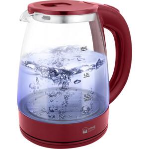 Чайник электрический Home Element HE-KT185 бордовый/гранат