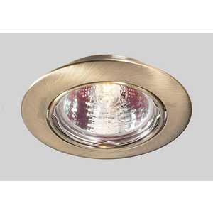 Точечный светильник Novotech 369429 точечный светильник novotech 370239
