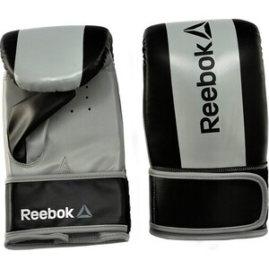 Перчатки боксерские Reebok Mitts RSCB-11130GR серые