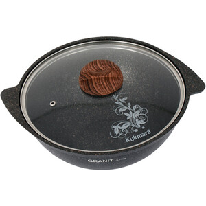 Казан Kukmara 3,5л Granit ultra original (кго37а)