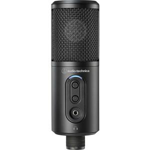 Фото - Микрофон Audio-Technica ATR2500x-USB fx audio d802 remote control input usb coaxial optical hifi 2 0 pure digital audio amplifier 24bit 192khz 80w 80w oled display
