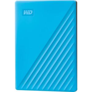 Внешний жесткий диск Western Digital WDBYVG0020BBL-WESN (2Tb/2.5/USB 3.0) голубой