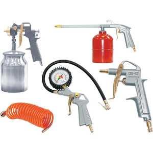 Набор пневмоинструмента Fubag 5 предметов (120102)