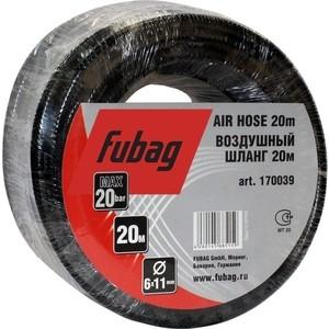 Шланг Fubag 6х11мм 20м 20бар с фитингами (170039)