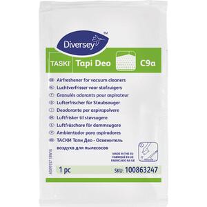 Ароматизатор TASKI Tapi Deo освежитель воздуха для пылесосов, 1 шт greenfield ароматизатор освежитель воздуха parfum francais le violet 15 гр
