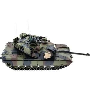 Радиоуправляемый танк Heng Long U.S. M1A2 Abrams Upg V6.0 масштаб 1:16 2.4G - 3918-1Upg V6.0