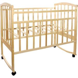 Кроватка Агат Золушка 1 светлая 52100