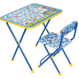 Наборы детской мебели Ника Познайка КП2 Азбука