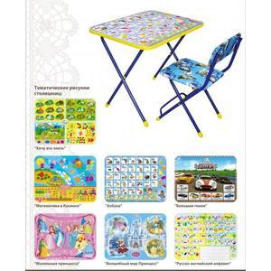 Наборы детской мебели Ника Познайка КП2 Хочу все знать