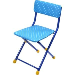 Ника Стул складной мягкий СТУ3 (синий) стул складной 400х300х300 мм