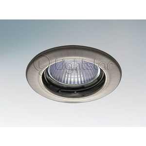 Точечный светильник Lightstar 11075 накладной светильник lightstar lobo 804020
