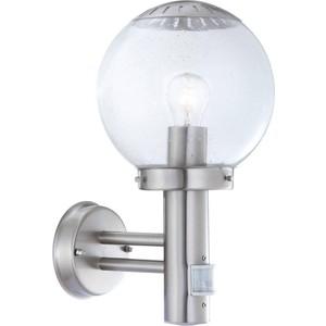 Уличный настенный светильник Globo 3180S globo фонарь bowle ii 1xe27x60 вт 110 см qvhilta