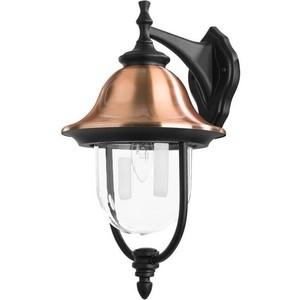 Уличный настенный светильник Artelamp A1482AL-1BK