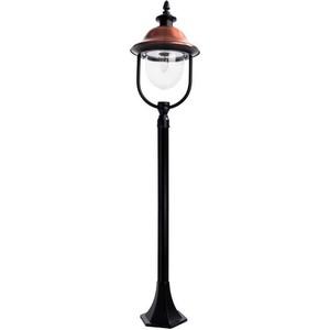 Уличный фонарь Artelamp A1486PA-1BK
