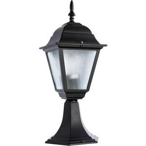 Наземный светильник Arte Lamp A1014FN-1BK цена 2017