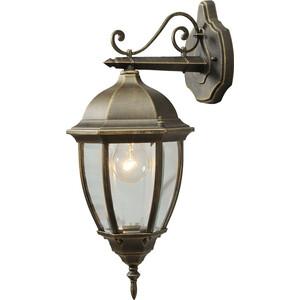 Уличный настенный светильник DeMarkt 804020201
