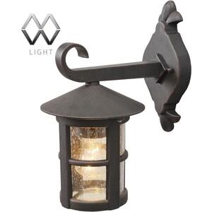 Уличный настенный светильник DeMarkt 806020101