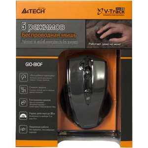 Мышь A4Tech G10-810F Black