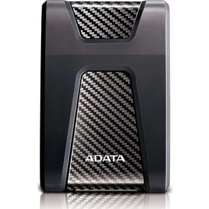 """Внешний жесткий диск ADATA 5TB HD650, 2,5'' , USB 3.1, черный 5TB HD650, 2,5"""" , USB 3.1, черный"""