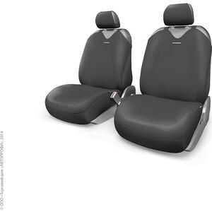 Чехлы-майки AUTOPROFI на сиденья R-1 SPORT PLUS R-902P BK