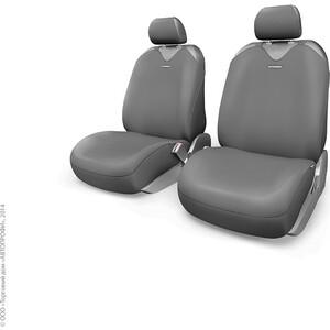 Чехлы-майки AUTOPROFI на сиденья R-1 SPORT PLUS R-902P D.GY