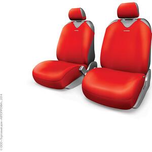 Чехлы-майки AUTOPROFI на сиденья R-1 SPORT PLUS R-902P RD