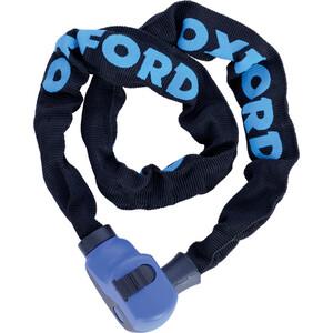 Велозамок Oxford Hercules, цепной, 4 ключа, 90 см велозамок oxford hercules