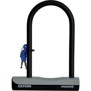 Велозамок Oxford Shackle 12 L, 3 ключа, 276х103 мм