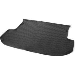 Коврик багажника Rival для Kia Sorento III Prime (5 мест) (2015-2020), полиуретан, 12804005 решетка радиаторная сетка для sorento prime 2015 по н в
