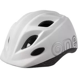 Шлем велосипедный BOBIKE ONE Plus, XS (46-53 см), детский, цвет Белый