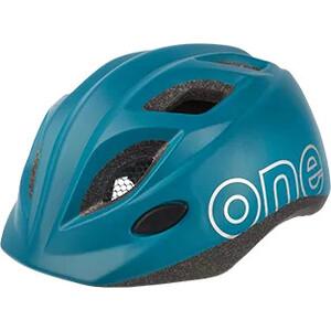 Шлем велосипедный BOBIKE ONE Plus, S (52-56 см), детский, цвет Синий