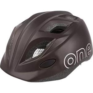 Шлем велосипедный BOBIKE ONE Plus, S (52-56 см), детский, цвет Коричневый шлем велосипедный bobike go s 52 56 см детский цвет зеленый
