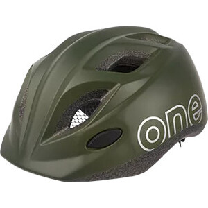 Шлем велосипедный BOBIKE ONE Plus, S (52-56 см), детский, цвет Зеленый