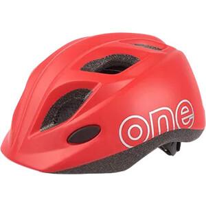 Шлем велосипедный BOBIKE ONE Plus, S (52-56 см), детский, цвет Красный