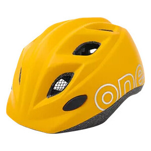 Шлем велосипедный BOBIKE ONE Plus, S (52-56 см), детский, цвет Оранжевый