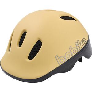 Шлем велосипедный BOBIKE GO, XXS (44-48 см), детский, цвет желтый