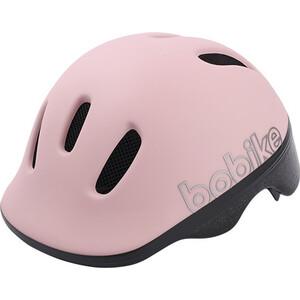 Шлем велосипедный BOBIKE GO, XXS (44-48 см), детский, цвет розовый