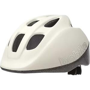 Шлем велосипедный BOBIKE GO, XS (46-53 см), детский, цвет Белый