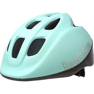 Шлем велосипедный BOBIKE GO, XS (46-53 см), детский, цвет Зеленый шлем велосипедный bobike go s 52 56 см детский цвет зеленый