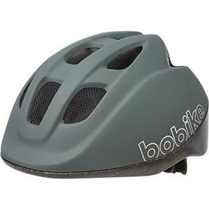 Шлем велосипедный BOBIKE GO, XS (46-53 см), детский, цвет Серый